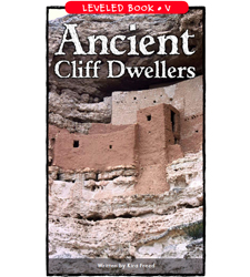 Ancient Cliff Dwellers