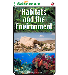 Habitats and the Environment