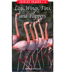 Legs, Wings, Fins, and Flippers