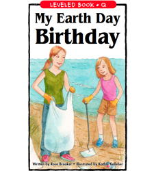 My Earth Day Birthday