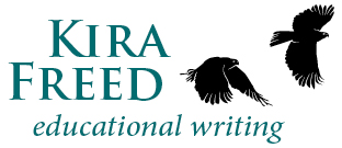 Kira Freed, M.A. | Children's Author