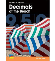 Decimals at the Beach
