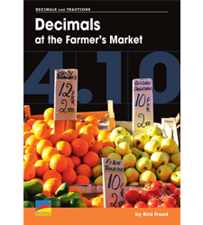 Decimals at the Farmer's Market