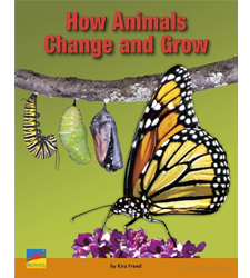 How Animals Change and Grow